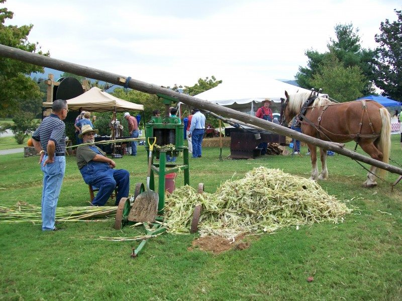 townsend heritage festival