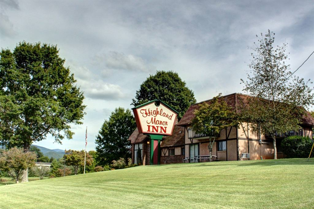 highland manor inn hotel Townsend